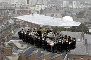 Dinnerinthesky